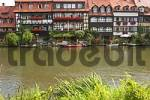 Thumbnail little Venice - river Regnitz - Bamberg Franconia Germany