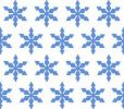 Thumbnail Snowflakes, patterns, background, illustration, full frame