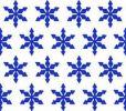 Thumbnail Snowflakes, patterns, background, illustration, full frame