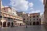 Thumbnail City loggia at the Cathedral Square, Sibenik, Dalmatia, Adriatic Sea, Croatia, Europe