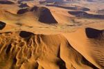 Thumbnail Flight over the dunes of the Namib desert, Namibia, Africa