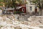 Thumbnail Excavations at the square of five wells, Trg pet bunara, old town of Zadar, Dalmatia, Croatia, Europe