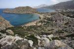 Thumbnail View on Arkassa, Paleokastro and Agios Nikolaos, Karpathos, Aegean Islands, Aegean Sea, Greece, Europe
