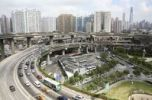 Thumbnail Cityscape, traffic, Shanghai, China, Asia