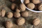 Thumbnail Walnuts (Juglans) on a slab
