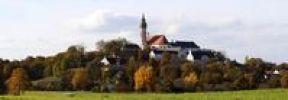 Thumbnail Andechs, autumn, Bavaria, Germany, Europe