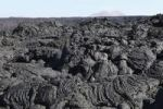 Thumbnail Sea of lava in Timanfaya National Park, Lanzarote, Canary Islands, Spain, Europe