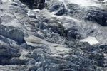 Thumbnail View of the glacier rifts of the Moiry Glacier, Pennine Alps, Valais, Switzerland, Europe