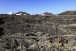 Thumbnail Lava field in Masdache, La Geria, Lanzarote, Canary Islands, Spain, Europe