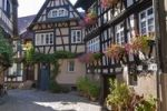 Thumbnail Old town houses in Gengenbach, Black Forest, Baden-Wuerttemberg, Germany, Europe
