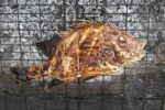 Thumbnail Grilled fish on a grid