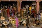 Thumbnail Street scene, Jaipur, Rajasthan, India