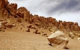 Thumbnail Lava rocks, Atacama Desert, Chile, South America