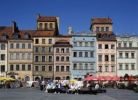 Thumbnail Market square, Warsaw, Poland, Europe