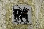 "Thumbnail Sign ""Cave canem, "" ""Beware of the Dog"" in Latin"
