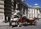 Thumbnail Michael Square, horse-drawn carriage, Vienna, Austria, Europe