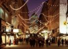 Thumbnail Kohlmarkt, Christmas, night view, Vienna, Austria, Europe