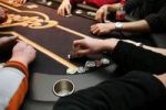 Thumbnail Poker table with players