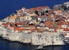 Thumbnail Old town, bird's-eye view, Dubrovnik, Croatia, Europe