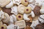 Thumbnail Various cookies, Christmas cookies, Christmas cookies, cakes, vanilla, coconut macaroons, Christmas, Germany