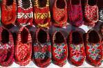 Thumbnail colorfull knited slippers Uzbekistan