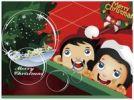 Thumbnail Illustration, cartoon, Merry Christmas