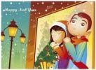 Thumbnail Illustration, cartoon, Happy New Year