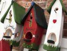 Thumbnail Colorful birdhouses