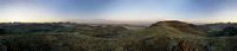 Thumbnail Panorama, Damaraland, Namibia, Africa