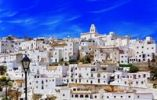 Thumbnail View of a district of the small town of Vejer, Andalusia, Spain, Europe