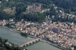 Thumbnail Aerial view of Heidelberg, Baden-Wuerttemberg, Germany, Europe