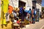 Thumbnail street-shop, Kardamyli, Peloponnese, Greece