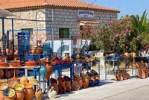 Thumbnail pottery, Peloponnese, Greece