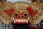 Thumbnail Arts and culture, Barong mask, mystical mythical creature, Ubud, Bali, Indonesia, Southeast Asia, Asia
