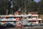 Thumbnail Advertising signs, Charing Cross, Ooty, Nilgiris, Tamil Nadu, Tamilnadu, South India, India, South Asia, Asia