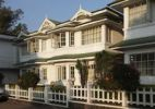 Thumbnail Hotel Eastend, colonial style, Munnar, Kerala, India, South Asia, Asia