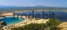 Thumbnail Voidokilia Bay and Lagoon of Gialowa, Peloponnese, Greece