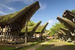 Thumbnail Ke'te Kesu' village with traditional Toraja houses near Rantepao, Sulawesi, Indonesia, Southeast Asia