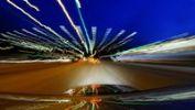 Thumbnail Dynamic, light art, movement, light traces, light lines