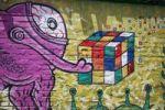 Thumbnail Graffiti art, Bogota, Colombia, South America