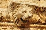 Thumbnail Lion head on the excavation site of Baalbek, UNESCO World Heritage Site, Beqaa Valley, Lebanon, Middle East, Orient