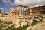 Thumbnail Roman temple ruins, UNESCO World Heritage Site, Baalbek, Beqaa Valley, Lebanon, Middle East, Orient