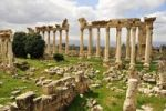 Thumbnail Roman arches, UNESCO World Heritage Site, Baalbek, Beqaa Valley, Lebanon, Middle East, Orient