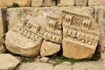 Thumbnail Parts of the Temple of Jupiter, UNESCO World Heritage Site, Baalbek, Beqaa Valley, Lebanon, Middle East, Orient