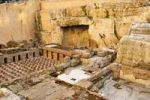 Thumbnail Roman Bath in downtown Beirut, part of the archaeological trail, Beirut, Lebanon, Middle East, Asia