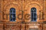 Thumbnail Brick wall with windows Catholic University Asuncion Paraguay