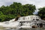Thumbnail Waterfalls on the Seset River near Tadlo, Bolaven Plateau, Laos, Southeast Asia