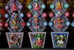 Thumbnail Buddhist monastery ornaments, Dharamsala, India, Asia