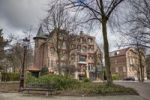 Thumbnail Affluent, rich district, Vondelpark, Amsterdam, The Netherlands, Europe