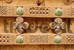 Thumbnail historic door in the old town of Shibam, Wadi Hadramaut, Yemen